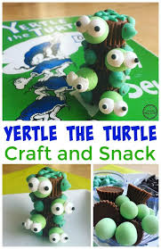 yertle the turtle craft and treat planning playtime