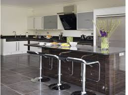 ultra modern kitchens white kitchen island with breakfast bar modern kitchen islands