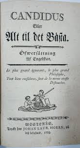 Tout De Meme Translation - candide or candidus a swedish translation of the english