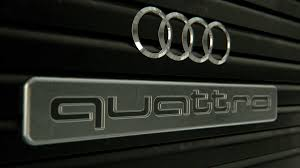 audi logo black and white artstation audi quattro logo reinhard kepplinger