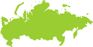 russia map russia map silhouette free vector silhouettes