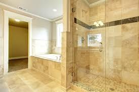 Installing Tile In Shower How To Install A Frameless Glass Shower Door Ebay