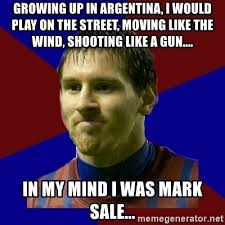 Moving Meme Generator - growing up in argentina i would play on the street moving like