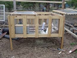 Homemade Rabbit Hutch Diy Project Build Your Own Rabbit Hutch Emergency Essentials Blog