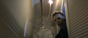 michael myers returns in u0027halloween 3d u0027 exclusive bloody