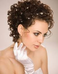 wedding hairstyle for curly hair medium wedding hairstyles for