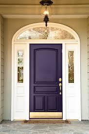 Exterior Door Color Purple Front Door Color Suggestions Pretty Purple Door