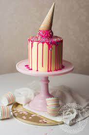 how do you make a cake how to make a trendy drip cake