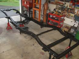 jeep frame 1982 jeep scrambler cj8 roller in nh and no rust