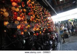 A Home Decor Store Fancy Light Decorated In A Home Decor Shop At Chatuchak Weekend