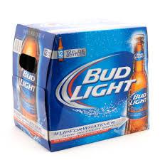 Bud Light Aluminum Bottle Bud Light Beer 12oz Bottle 12 Pack Beer Wine And Liquor