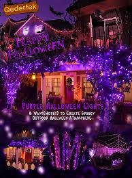 purple led halloween lights tshirt halloween