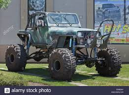 monster jeep off road customized jeep stock photo royalty free image 48942571