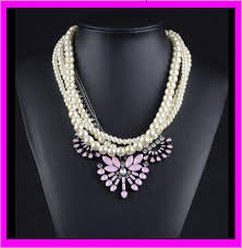 pearl necklace wholesale images Artificial pearl necklace wholesale necklace suppliers alibaba jpg