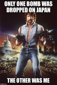 Chuck Norris Meme Generator - chuck norris invasion u s a meme generator imgflip