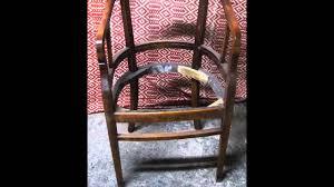 repair rattan chairs youtube