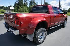 dodge ram 3500 cummins diesel dually 2006 dodge ram 3500 mega cab laramie dually cummins turbo diesel
