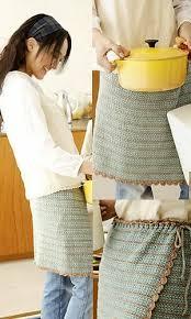 model tablier de cuisine mes favoris tricot crochet modèle gratuit un tablier de cuisine
