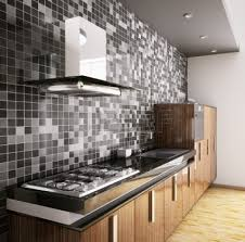 Ultra Modern Kitchen Faucets Kitchen Kitchen Faucet And Oven Modern Black And White Interior