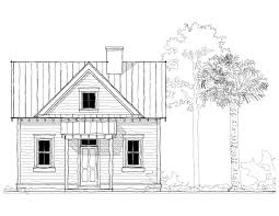 Cottge House Plan by Newpoint Guest Cottage House Plan C0369 Design From Allison