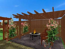 130 best back patio images on pinterest patio fence garden
