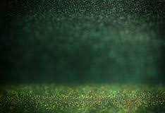 background black green gold royalty free stock photography image
