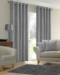 Curtains Ring Top Marble Eyelet Silver Grey Curtains Plain Curtains Ring Top With