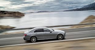 mercedes u0027s new e class kinda drives itself u2014and it u0027s kinda