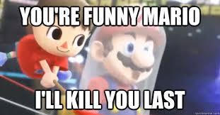 super smash bros villager memes quickmeme