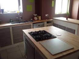 cuisine bois beton cuisine en beton cellulaire b ton bois et cir homewreckr co