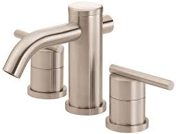 Danze Bathroom Fixtures Danze D304158 Parma Two Handle Widespread Lavatory Faucet Chrome