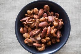 chipotle lime mixed nuts recipe simplyrecipes