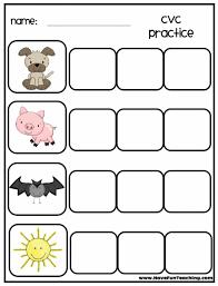 Printable Cvc Worksheets Cvc Words Images Reverse Search