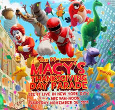 macy s thanksgiving day parade 2015 live