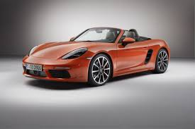 porsche cars 2016 porsche cars news 718 boxster unveiled with turbo engine