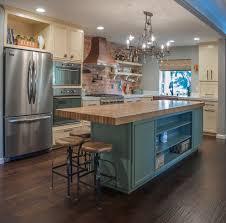 lovely open kitchen designs with islands wolf range
