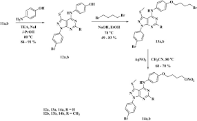 krã mel design design and synthesis of pyrazolo 3 4 d pyrimidines nitric oxide
