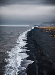 Volcanic Sand Dyrholaey Iceland Exteriors Nature Only Pinterest Iceland