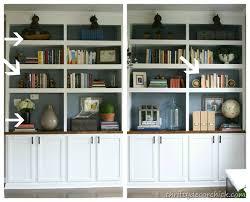 bookshelf decorations how to decorate bookcases how to decorate bookcases entrancing
