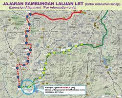 map usj 2 lrt line lrt extension e map kvmrt research