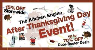 after thanksgiving day sale kitchen engine food drink the
