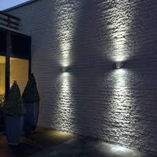 Outdoor Wall Sconce Modern Sconce Flush Outdoor Wall Lights Are Perfect To Go On The Big