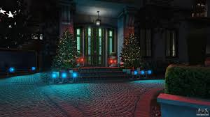 christmas decorations for michael u0027s house for gta 5 home decorations