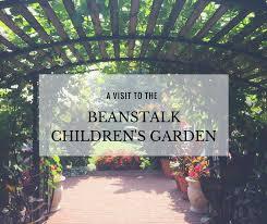 Kansas City Botanical Gardens by Beanstalk Children U0027s Garden Kansas City Moms Blog
