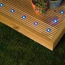solar led deck step lights led light design deck lights led low voltage kichler landscape