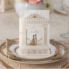 3d wedding invitations free shipping classic european wedding invitations cards laser