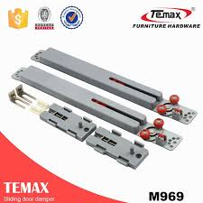 soft close mechanism for cabinet doors m969 temax sliding door soft closer hardware door der china