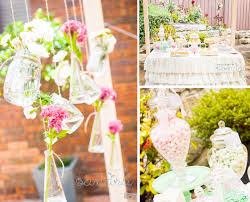 Bridal Shower Centerpiece Ideas by Kara U0027s Party Ideas Shabby Chic Vintage High Tea Party Bridal