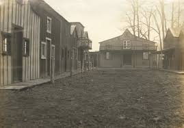 the western village set u2013 betzwood film archive