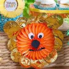jungle theme baby shower candy buffet idea party city